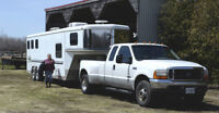 OBO-Dually/2 hitches/longbox/7.3 litre/2001 FORD350 Pickup