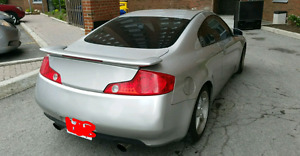 2, 2003 Infiniti G35 6 Speed Coupes