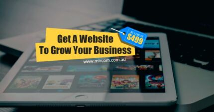 $499 Small Business Websites & SEO in Melbourne - CLICK HERE!