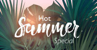 [Hot Summer Special] Body Massage Therapy & Facial Treatment