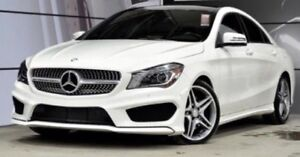 2014 MERCEDES CLA250 (4-Matic) ~ LOW MILEAGE & ONE OF A KIND!