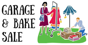 Country Park Village Garage and Bake Sale