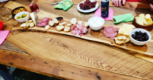 Charcuterie/cheese boards