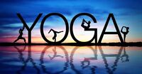 Hatha Yoga Classes - STARTING SEPT 15 - FIRST CLASS FREE