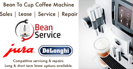 Bean Service - Bean To Cup Coffee Machine Specialists