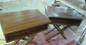 2 Walnut Nite Stands