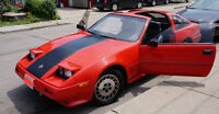Nissan 300ZX 1987 Coupe.