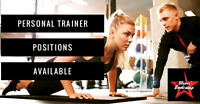 PERSONAL TRAINER JOB
