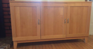 Three Cupboard Unit - OPEN TO OFFERS