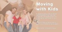 Moving with Kids- Tips & Tricks