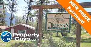 Timbers Resort Fairmont For Sale