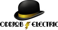 Oddjob Electric, Certified, Bonded, Insured, WorksafeBC