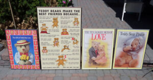 Teddy Bear Pictures & Books