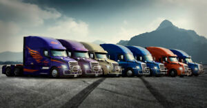 Class 1 Drivers and Owner Operators from Montreal to MB, SK, AB