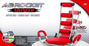 Ab Rocket Twister for sale -great condition Kitchener / Waterloo Kitchener Area image 1