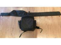 Endura 1 rod sleeve bag and NGT Fishing bag