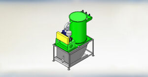 Industrial Central Vacuum System