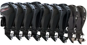 NEW AND USED MERCURY OUTBOARD MOTORS FOR SALE