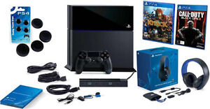 Trade: PS4 Bundle For Tablet