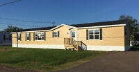 PROMOTION!!  Brand new energy efficient 3 bed 2 bath mini home!