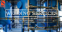All Welding Services * Metal Fabrication *Stainless Steel