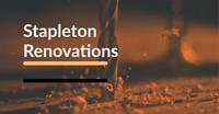 Stapleton Renovations