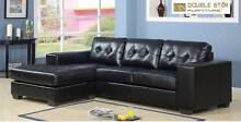 【Brand New】 Rachel PU Leather Corner Sofa Only Nunawading Whitehorse Area Preview