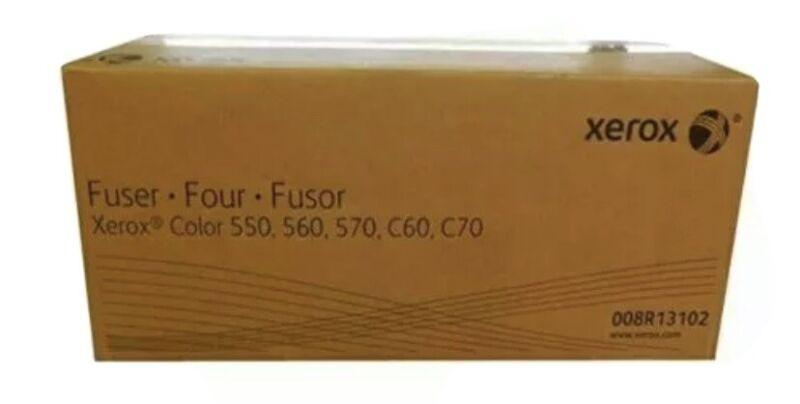 GENUINE XEROX FUSER 008R13102 COLOR 550 560 570 C60 C70 NEW OEM SEALED