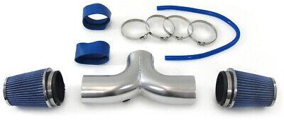 Tenzo-R Air Intake Kit + Sport Luftfilter blau für Chevrolet Corvette C5 97-00