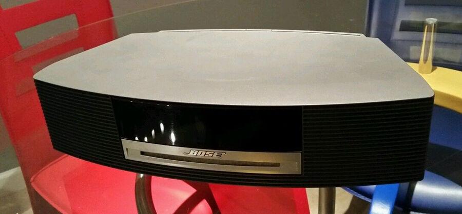 Ein tolles Klangerlebnis: das sind die Stärken der Bose Wave Edition