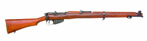 Denix Lee-Enfield SMLE Bolt-Action Rifle - British - WWI WWII - Replica Prop Gun
