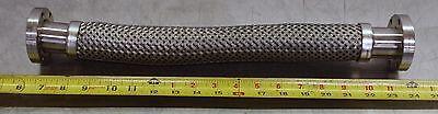 2 34 Conflat Braided Bellows 18 Length Mdc Vacuum Uhv 269 List