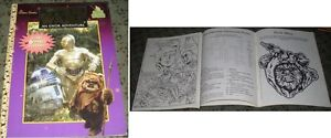 8 Star Wars Activity Books - Coloring, Stickers, Etc: $2 Each