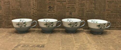 4 Harmony House SHERATON Tea/Coffee Cup 3250 Seyei Fine China