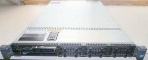 Dell PowerEdge R610 Server E5640 QC 2.66GHz 12GB PERC6i iDRAC6 No HDD 2x502W |  2x717W