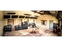 LOOKING FOR large barn or unit to use as music/photography studio near Frome