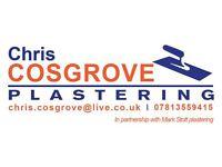 Chris Cosgrove Plastering