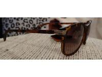 GENUINE Ladies 'Ben Sherman' BEN031 Tortoise Plastic Sunglasses