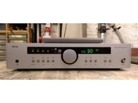 Arcam DiVA A90 Integrated Stereo Amplifier with remote and manual