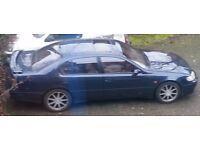 '97 Mk1 Lexus GS300 Sport - Cheap Fix or Spares for quick sale. Rare Classic.