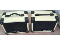 Torque T70CPA-M 70 Watt Portable PA System - presentations, fetes, rehearsals, small gigs