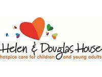 Reception Volunteers- Helen & Douglas House