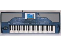 Korg pa800 perfect condition