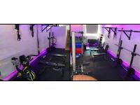 Personal Trainer, Personal Training Studio, 1to1 Training, Private Personal Training.