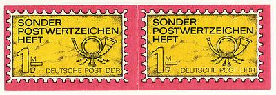 DDR xx SMHD 38c N9 Stilisierte BRIEFMARKEN - mit INHALT Mi-Nr. 3226 (779)