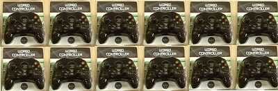 12 Lot Black Controllers For The Original Xbox ( )