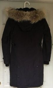 Authentic - Women Canada Goose Kensington Parka Jacket