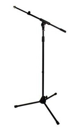 2x Studiospares Microphone Stands