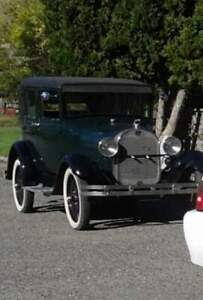1928 Ford Leather Back in Grand Forks BC