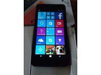 Nokia/microsoft lumia 640 black (sim free) unlocked phone